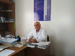 Глав.врач больницы Агарагимов Агаверди Агарагимович 89285718342
